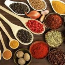 Spices from Kashmir