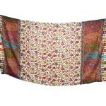 Kani Printed Ladies Shawl (Multi Coloured)