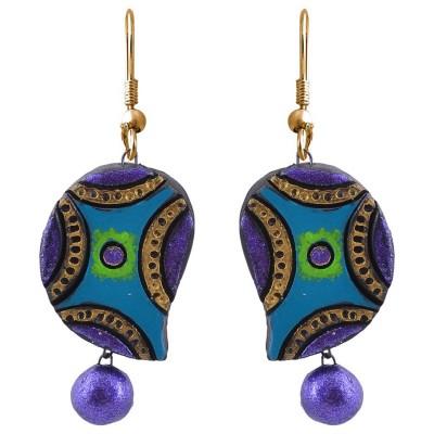 Everyday wear Terracotta earrings(BFTJ0002)