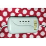 Electric Heating Blanket Single Bed (Fuchsia Pink Velvet)