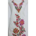 Kashmiri Kadai Cotton Suit (KSLSCS0016)