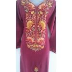Embroidered Summer Cool Cotton Kurti (KSEK0014)