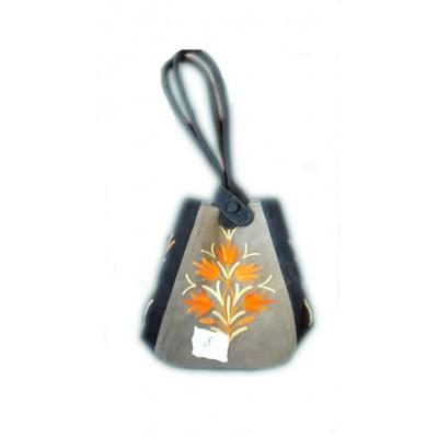 Kashmiri Aari Work Handbag (MHDB0005)