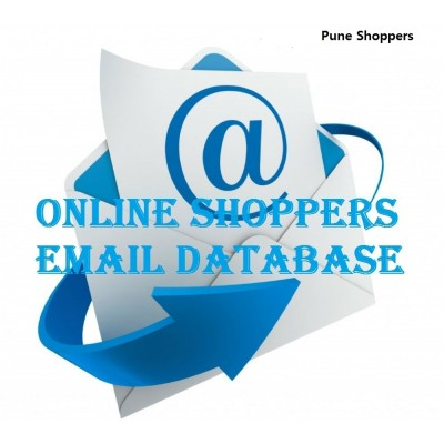 Email database of Pune Shoppers