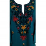 Embroidered Woolen Kurti (KSEK0024)