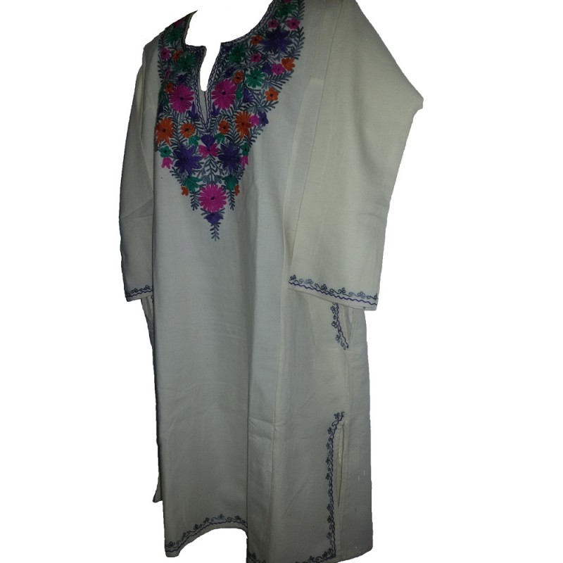 introduction to kashmiri embroidery Besides the above 15 embroidery stitches, there are various beautiful embroidery designs as well, the kashmiri embroidery design being the most fancy and loved one let's learn in detail about the same.