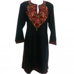 Embroidered Cotton Kurtis