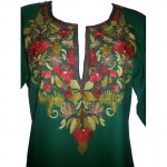 Embroidered  Cotton Kurti (KSEK0032)