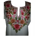 Embroidered  Cotton Kurti (KSEK0034)