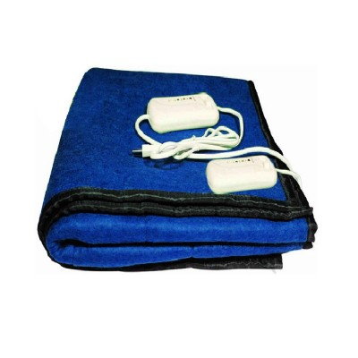 Electric Heating Blanket Double Bed (Blue Namda Polyphil)