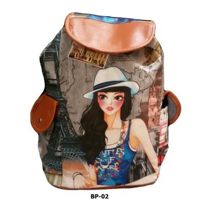 Printed Bag Pack BP02