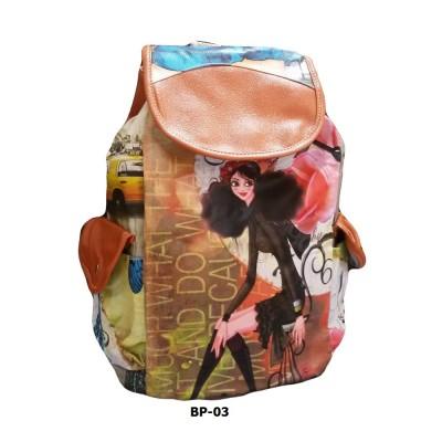 Printed Bag Pack BP03