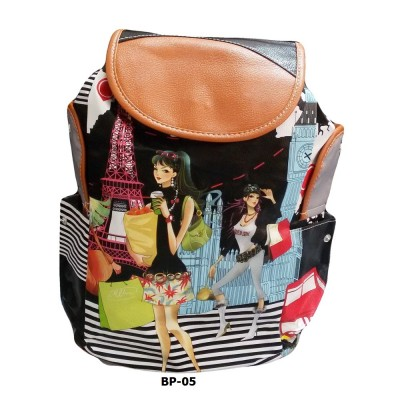 Printed Bag Pack BP05
