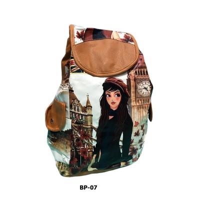 Printed Bag Pack BP07