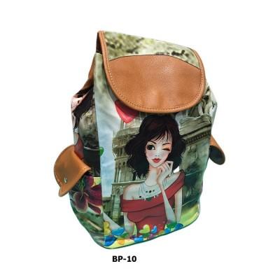 Printed Bag Pack BP10