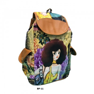 Printed Bag Pack BP11