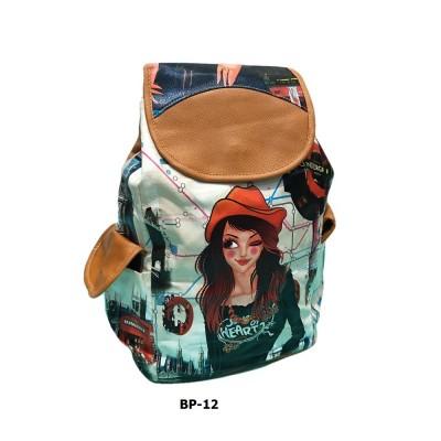 Printed Bag Pack BP12